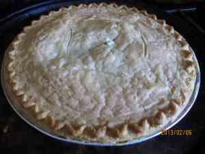 Mmmmm...pie.
